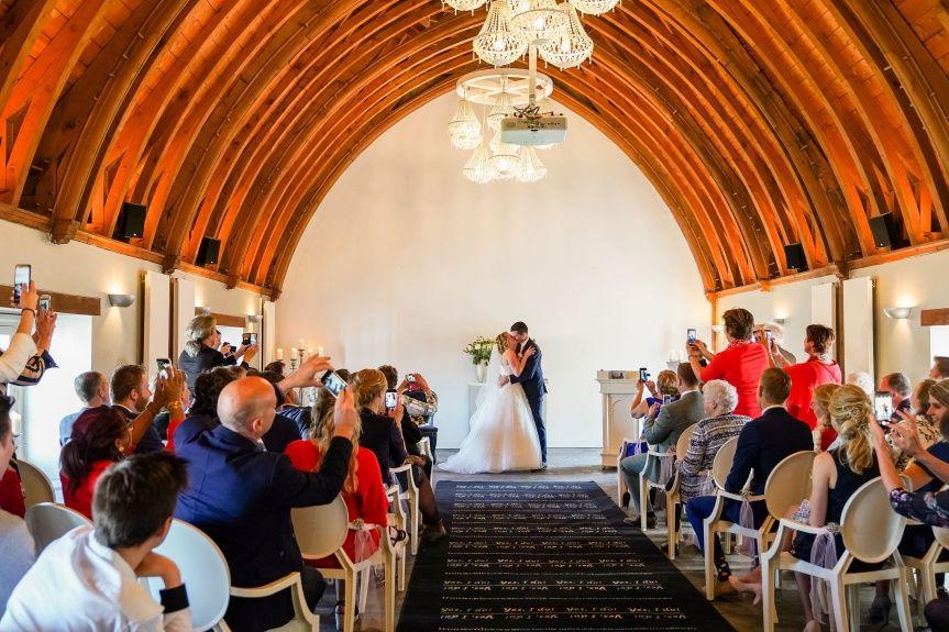 ceremonie trouwen huwelijksfeestTrouwlocatie trouwzaal huwelijksfeest huwelijkslocatie feestlocatie Kasteel Woerden