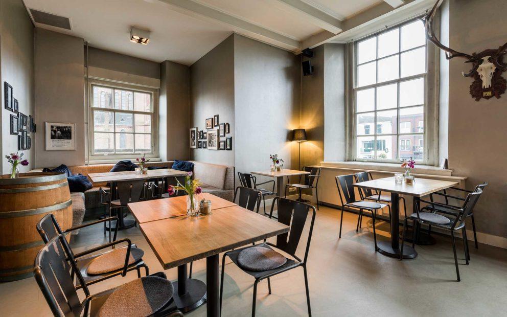 Kasteelcafé feesten bijeenkomsten regio rotterdam amsterdam utrecht