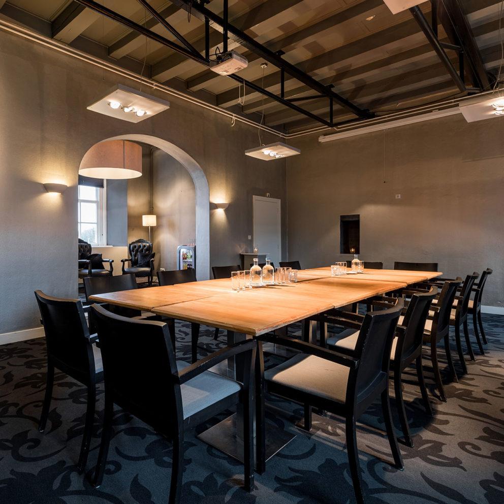van Brunswijckzaal ideale locatie voor vergaderingen en zakelijke bijeenkomsten