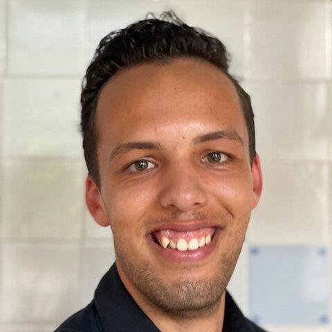 Laurens Reimus Kasteel Woerden hospitalitymedewerker