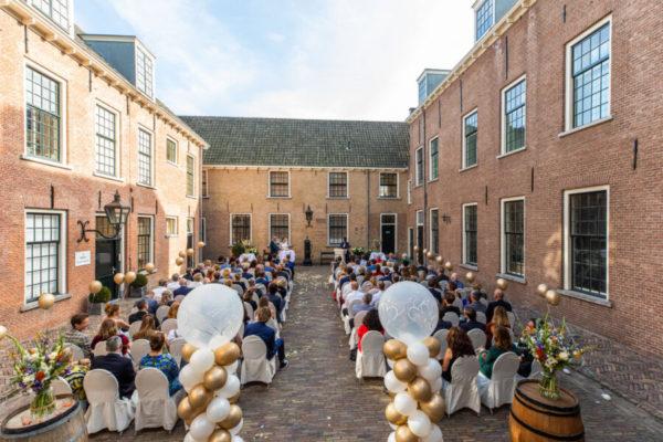 Trouwlocatie trouwzaal huwelijksfeest huwelijkslocatie feestlocatie kasteel woerden regio utrecht rotterdam amsterdam